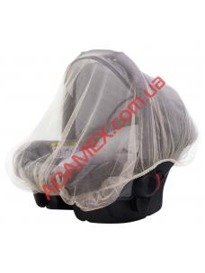 Универсальная москитная сетка на коляску LUX  2в1