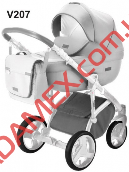 Коляска 2в1 Adamex Massimo DeLux V207