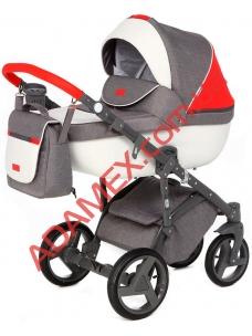 Коляска 2в1 Adamex Massimo Sport V101