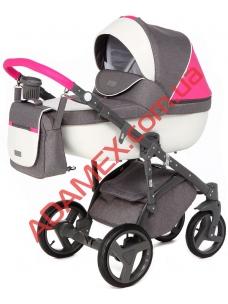 Коляска 2в1 Adamex Massimo Sport V102
