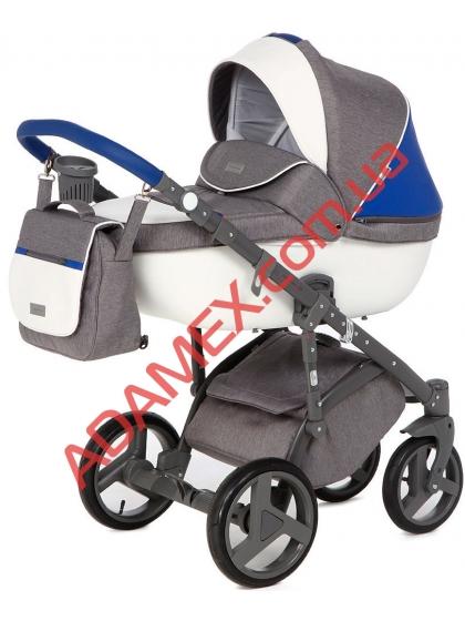 Коляска 2в1 Adamex Massimo Sport V103