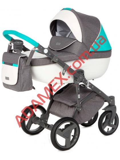 Коляска 2в1 Adamex Massimo Sport V104