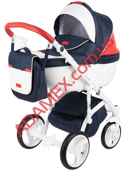 Коляска 2в1 Adamex Massimo Sport V107
