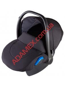 Автокресло Adamex Kite F49 черный