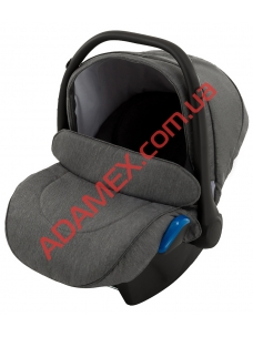 Автокресло Adamex Kite В30 графит лен