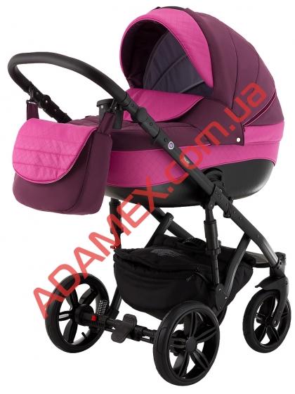 Универсальная коляска 2в1 Adamex Prince X-28