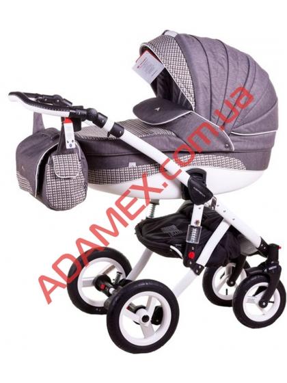 Коляска 2в1 Adamex Aspena Eco 650K