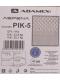 Коляска 2в1 Adamex Aspena Pik5