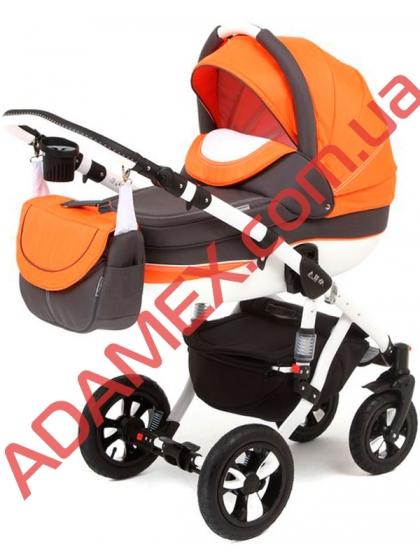 Коляска 2в1 Adamex Avila 15P