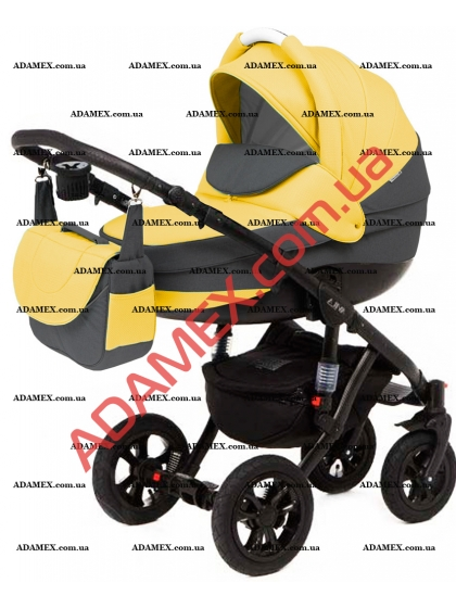 Коляска 2в1 Adamex Avila 955G