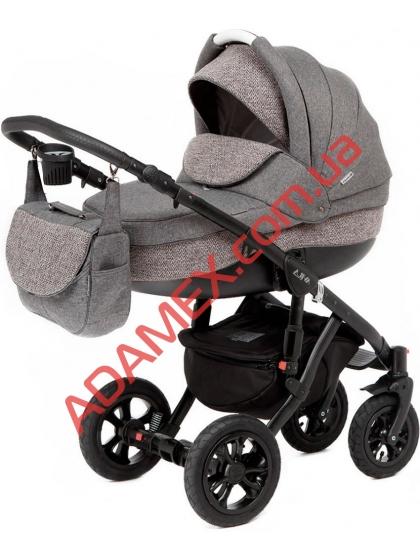 Коляска 2в1 Adamex Avila Eco 611K