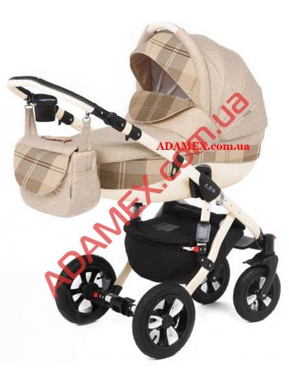 Коляска 2в1 Adamex Avila Eco 641K