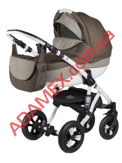 Коляска 2в1 Adamex Avila Eco 658K
