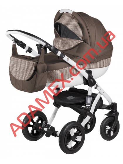 Коляска 2в1 Adamex Avila Eco 659K