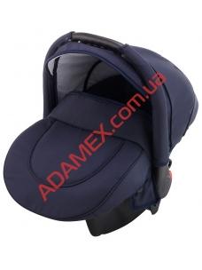 Автокресло Adamex Carlo синий
