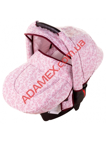 Автокресло Adamex Carlo Delux 232W