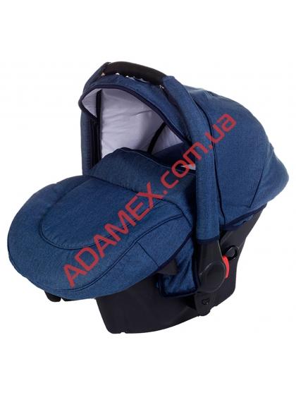 Автокресло Adamex Carlo Deluxe 80L-N
