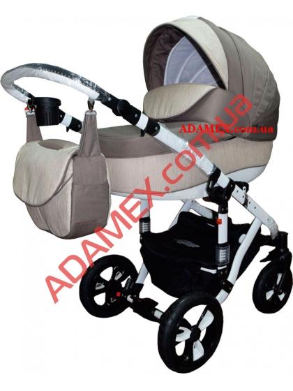 Коляска 2в1 Adamex Galactic Len 330W