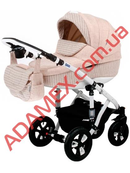 Коляска 2в1 Adamex Galactic Eco 638K