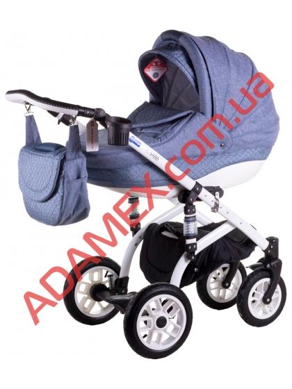 Коляска 2в1 Adamex Lara Pik35