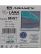 Коляска 2в1 Adamex Lara Rainbow Len Mint