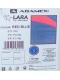 Коляска 2в1 Adamex Lara Rainbow Len Red Blue