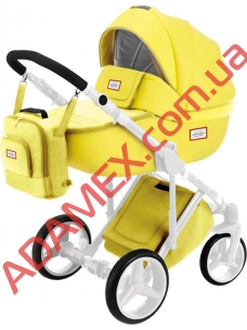 Коляска 2в1 Adamex Luciano Delux Q-108