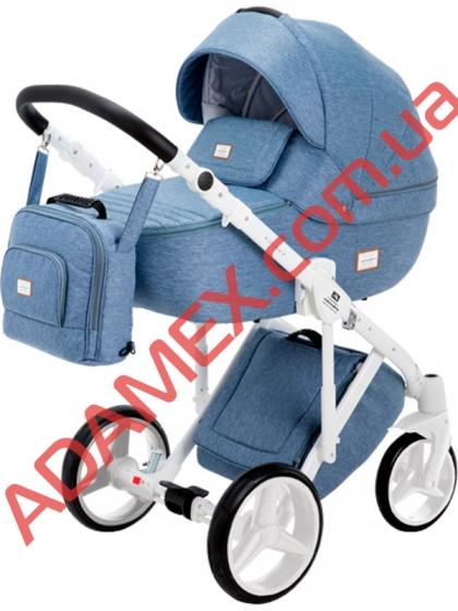Коляска 2в1 Adamex Luciano Q-4