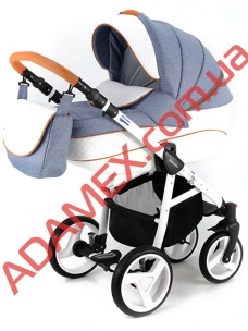 Коляска 2в1 Adamex Neonex Alfa X10