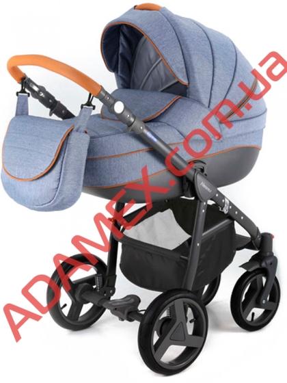 Коляска 2в1 Adamex Neonex Alfa X2