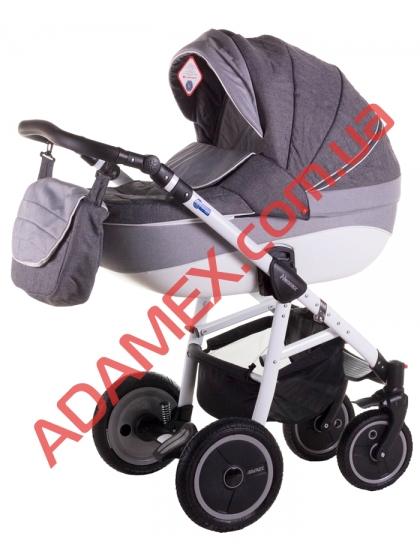 Коляска 2в1 Adamex Neonex Tip-13B