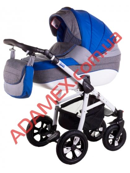 Коляска 2в1 Adamex Neonex Tip-20B