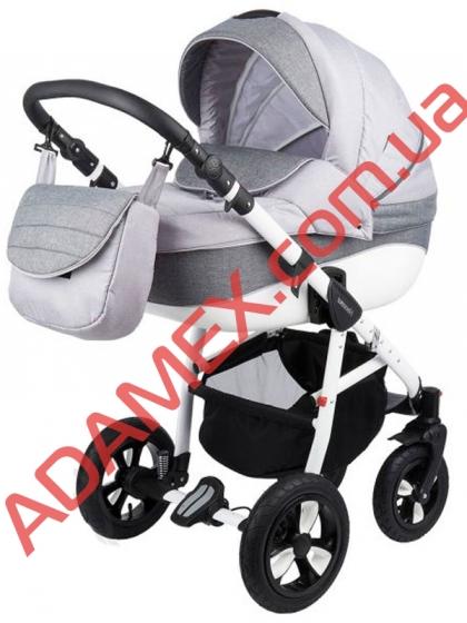 Коляска 2в1 Adamex Neonex Tip-27B