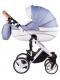 Универсальная коляска 2в1 Adamex Prince X-10