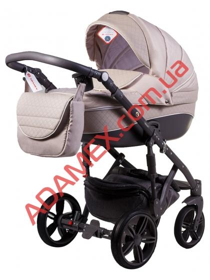 Универсальная коляска 2в1 Adamex Prince X-19