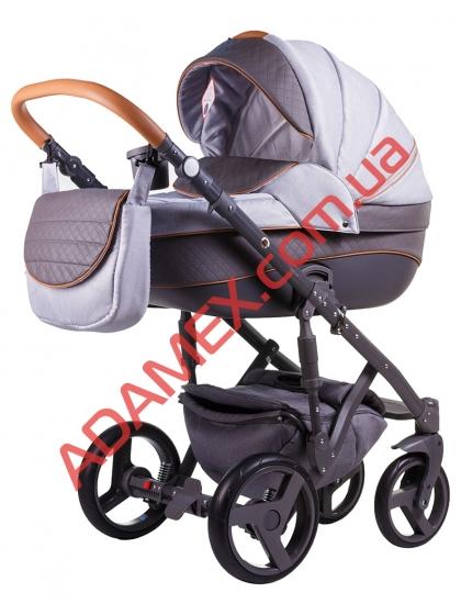 Универсальная коляска 2в1 Adamex Prince X-4