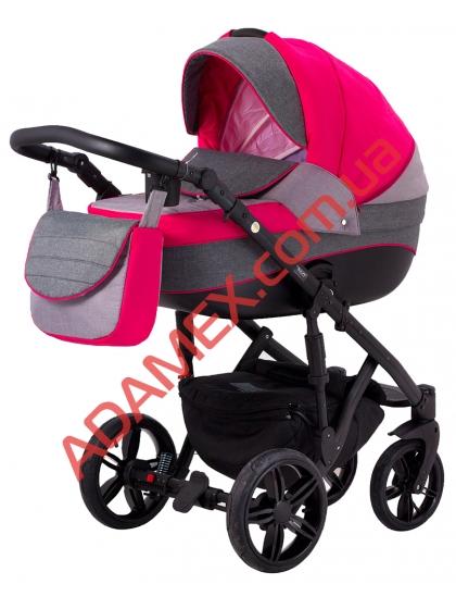 Универсальная коляска 2в1 Adamex Prince TIP 26C