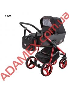 Коляска 2в1 Adamex Reggio Limited Chrom Y300