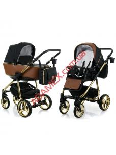 Коляска 2в1 Adamex Reggio Limited Chrom Y800