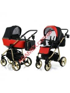 Коляска 2в1 Adamex Reggio Limited Chrom Y804