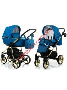 Коляска 2в1 Adamex Reggio Limited Chrom Y826