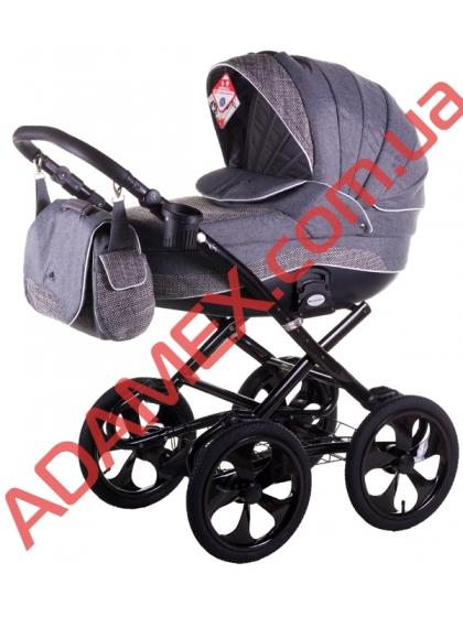 Коляска 2в1 Adamex Sofia Eco 603K