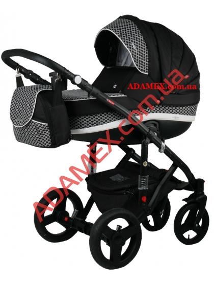 Коляска 2в1 Adamex Vicco 371W