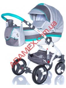 Коляска 2в1 Adamex Vicco R9