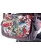 Коляска 2в1 Adamex Aspena World Collection Comics Red Grey