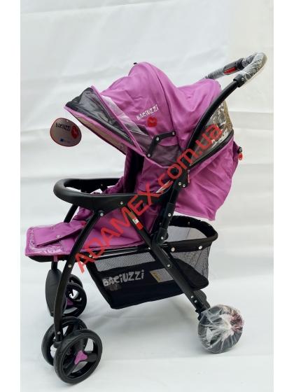 Прогулочная коляска Baciuzzi B14 purple