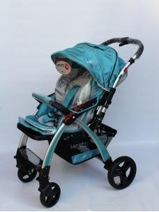 Прогулочная коляска Baciuzzi B20 Blue