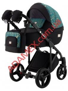 Коляска 2в1  Adamex Lucianо CR501/CZ