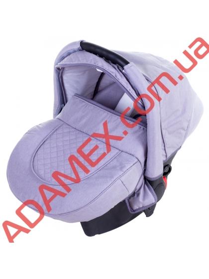 Автокресло Adamex Carlo Delux Pik16