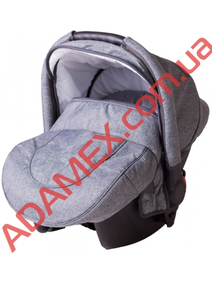 Автокресло Adamex Carlo Delux 68L